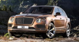 Bentley Bentayga SUV