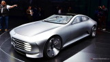 Mercedes Concept IAA: прототип будущего