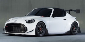 Toyota S-FR Racing
