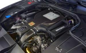 Brabus Mercedes S63 AMG Cabrio